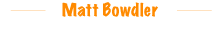 Matt Bowdler School of Motoring - Driving Lessons in the Chester Area