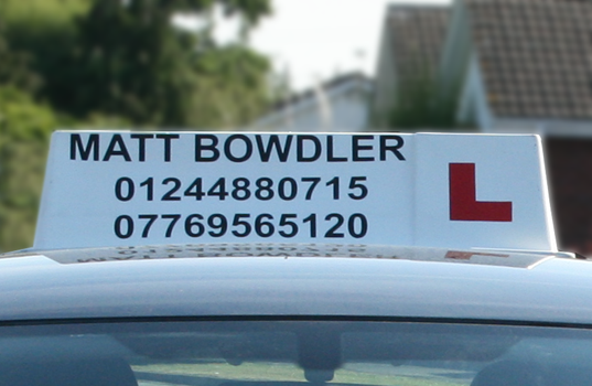 Matt Bowdler School of Motoring - Driving Lessons in Chester